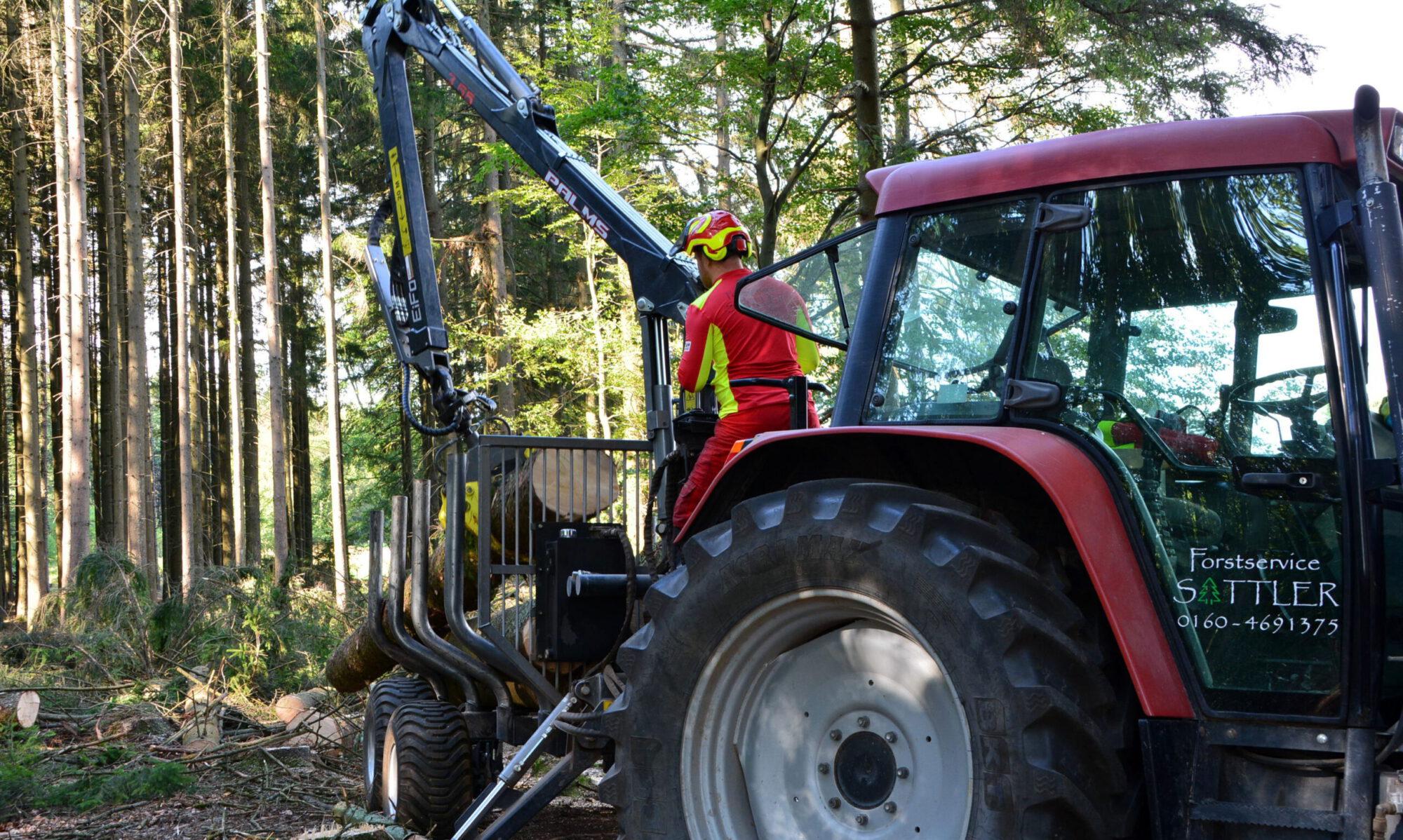 Forstservice Sattler
